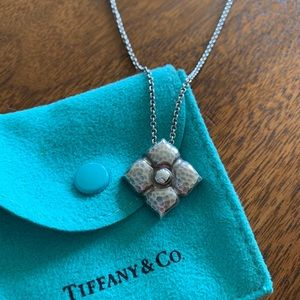 Tiffany & Co Paloma Picasso pendant necklace
